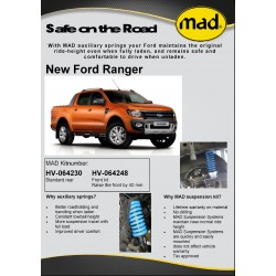 Ford Ranger MAD Cross Country